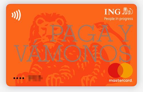 Mejores tarjetas de crédito ING Direct